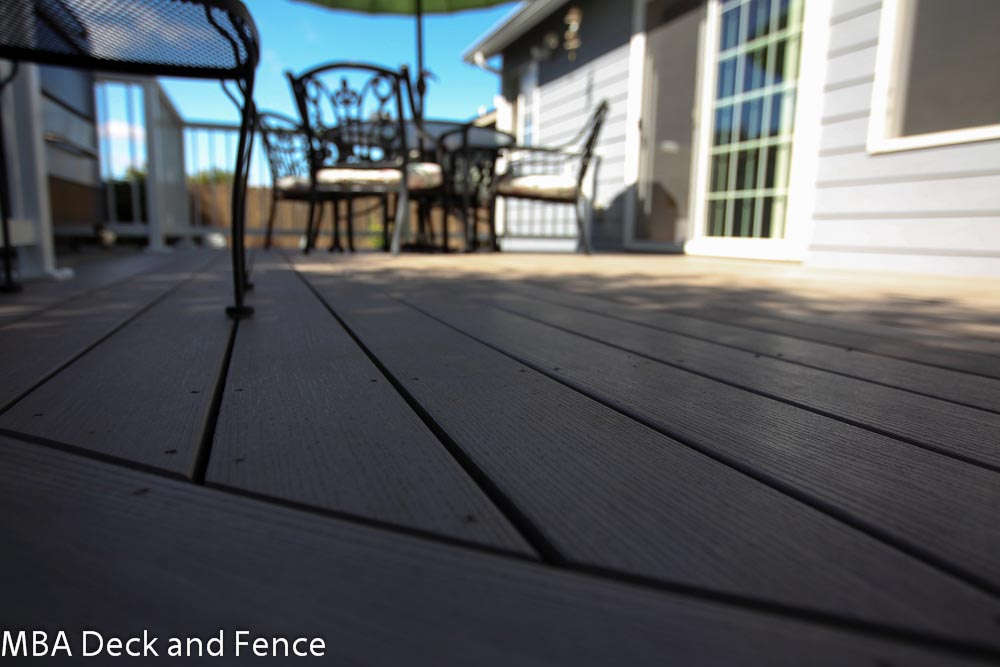 Azek Deck By Seattle Deck Contractor